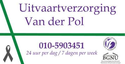Uitvaartverzorging Van der Pol