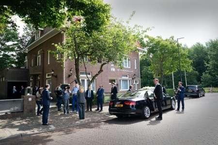 20200702 BGNU Bezoek Koningin Maxima aan Engelen en Spoor Uitvaartverzorging was met geheimzinnigheid omgeven foto Arenda Oomen
